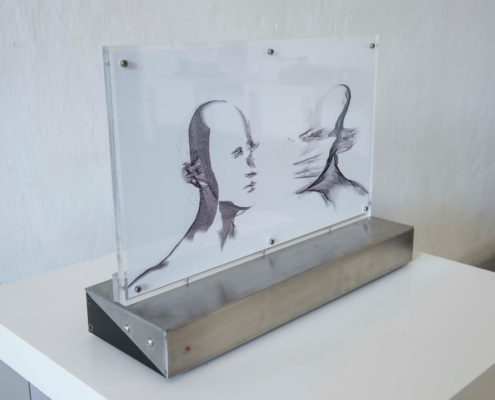 Eligio Paoni (Music Art Design) - Da un'opera di Eligio Paoni (Music Art Design) - Da un'opera di Cristian Xian Lucarelli