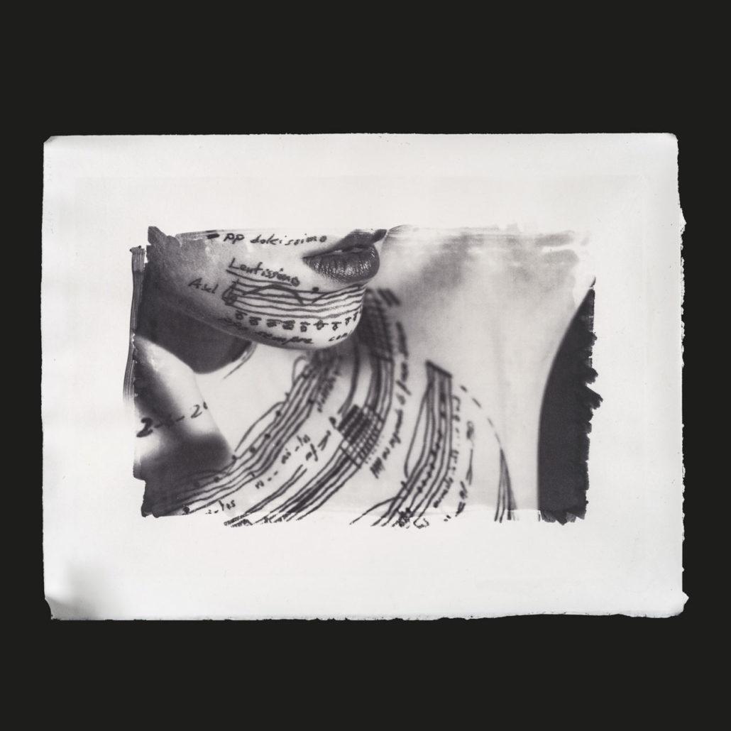 Kebia-Nox/B (2018) stampa al carbone 38 x 28 cm
